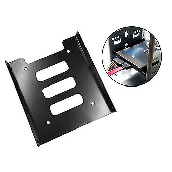 2.5 Inch To 3.5 Inch Ssd Hdd Adapter Rack Hard Drive Ssd Mounting Bracket