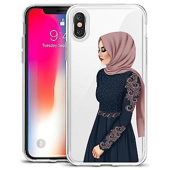 Étui de téléphone portable pour fille musulmane
