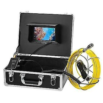 Fish finders 20m drain pipe sewer inspection camera