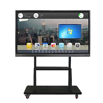 LED-Fernseher, TV-Funktion, interaktiver Touchscreen, elektronischer Unterricht