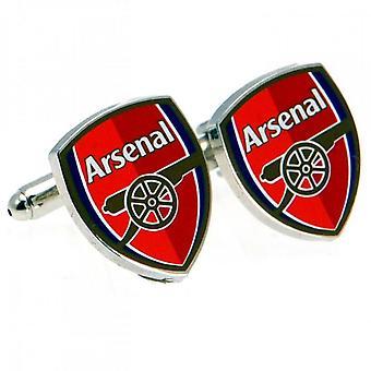 Arsenal FC Cufflinks Producto con licencia oficial
