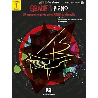 Gradebusters Grau 1 Piano