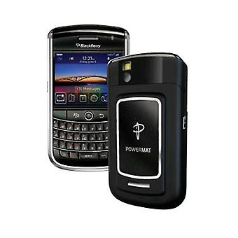 Porta da bateria do receptor Powermat para BlackBerry 9630 9650