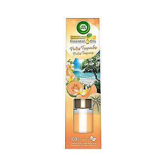 Perfume Palitos Aceites Esenciales Air Wick Frutas Tropicales (30 ml)