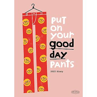 Kate Smith A5 Diary 2022 by Edited by Kate Smith