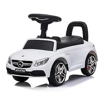 Tricycle Mercedes C63 Amg Coupe White