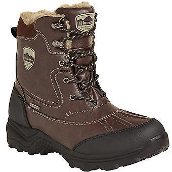 Karrimor Mens Snow Casual 3 Weathertite Winter Boots