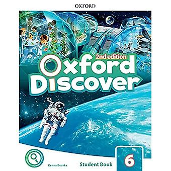 Oxford Discover: Level 6: Student Book Pack (Oxford Discover)