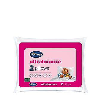 Silentnight Pack of 2 Silentnight Ultrabounce Pillow Pair