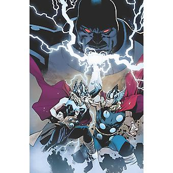 Thor By Jason Aaron The Complete Collection Vol. 4 by Jason Aaron & Illustrated by Russell Dauterman & Illustrated by Olivier Coipel