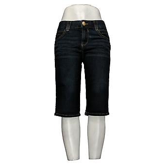 "Demokrati Kvinders Shorts ""Ab"" løsning Bermuda Blue 744861"