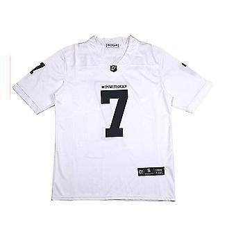 Men's #imwithkap Colin Kaepernick #7 Im With Kap American Football Jersey Stitched
