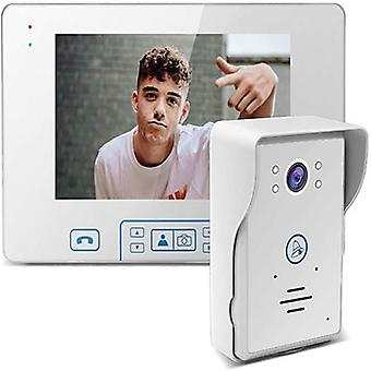 trådløs video dør telefon digital vanntett med ir nattsyn