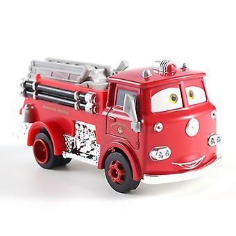 Druckguss Auto Metall Feuerwehrauto Junge Spielzeug Geburtstagsgeschenk