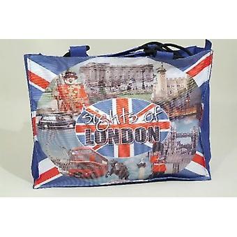 « Sites touristiques de Londres » plage sac Souvenir