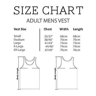 Love Is The Best Part Of Making Up Men's Vest