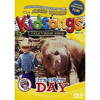 Kidsongs - It's Circus Day [DVD] USA import