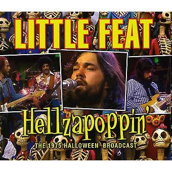 Little Feat - Hellzapoppin [CD] USA import