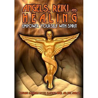 Angels Reiki & Healing-Empower Yourself with Spiri [DVD] USA import