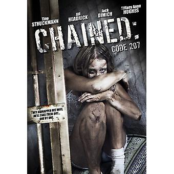 Chained: Code 207 [DVD] USA import