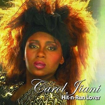 Carol Jiani - Hit-N-Run Lover [CD] USA import