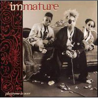 Immature - Playtyme Is Over [CD] USA import