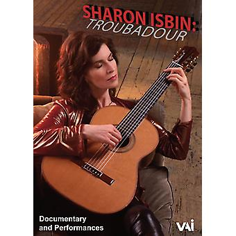 Sharon Isbin: Troubadour [DVD] USA import