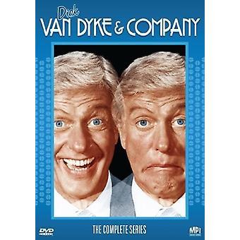 Dick Van Dyke & Company [DVD] USA import