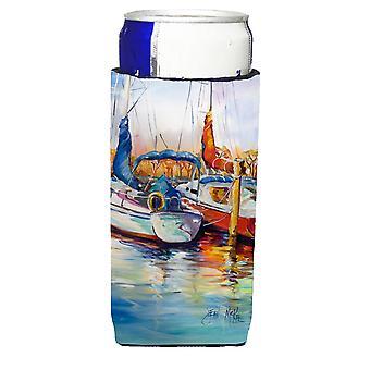 Mississippi veleros Ultra bebidas aisladores para latas de slim