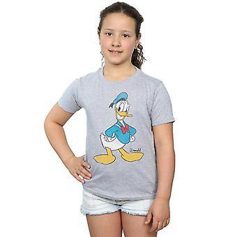 Disney flickor klassiska Donald Duck T-Shirt