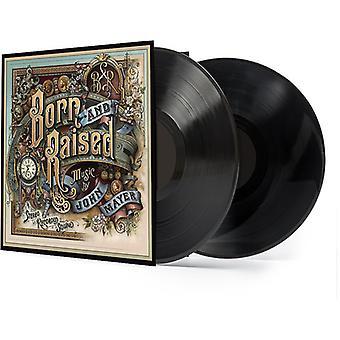 John Mayer - nascido & criado (3LP) importação [vinil] EUA