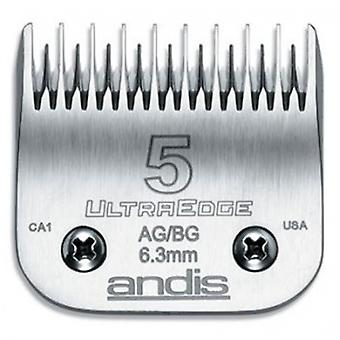 Andis UltraEdge Universal Grooming Clipper A5 Tyyppi Snap On Blade - Nro 5