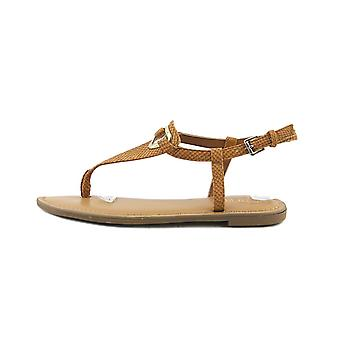 Bar III Womens Velvet Open Toe Casual Ankle Strap Sandals