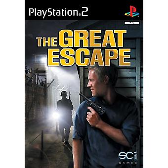 The Great Escape (PS2) - Ny fabrik forseglet
