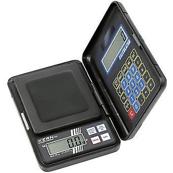 Kern CM 320-1N Pocket scales Weight range 320 g Readability 0.1 g battery-powered