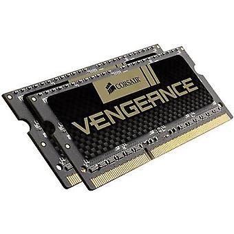 コルセアのラップトップの RAM キット復讐 CMSX16GX3M2A1600C10 16 GB 2 × 8 GB DDR3 RAM 1600 MHz します CL10 27/10/10