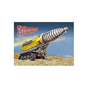 Thunderbirds The Mole Steel Fridge Magnet Sd)