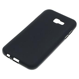Mobile case TPU protection case bumper shell for Samsung Galaxy A7 2017 black new new