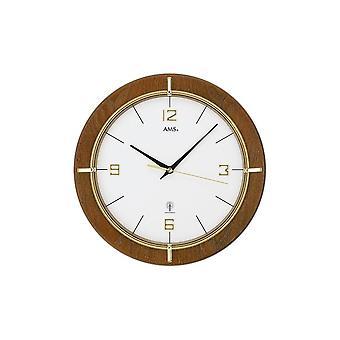 Wall clock radio AMS - 5832