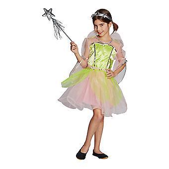 Kleine Fee Kinder Kostüm für Mädchen Elfe Märchen