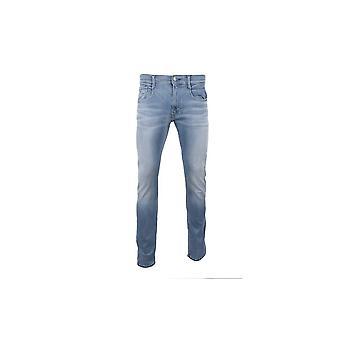 Spille Anbass Slim Jeans M914661909010 universal alle år menn bukser