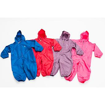 Hippychick Baby, Toddler & bambino impermeabile 'Packasuit' pioggia/neve All-in-One Suit