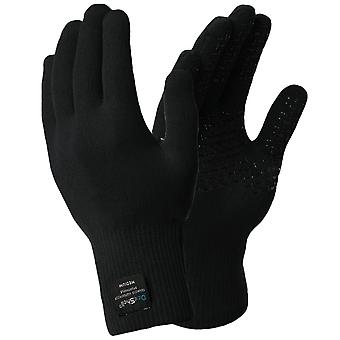 DexShell Ultra Flex Unisex Seamless Waterproof Cycling Bike COOLMAX Gloves Black