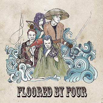 Floored by Four - Floored by Four [CD] USA import