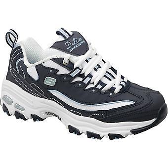 Zapatillas de mujer Skechers D'Lites mayor Fan 11930-NVW