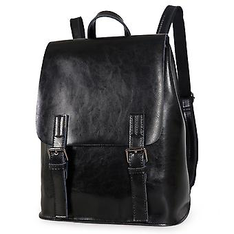 Genuine Cow leather backpack, 31x27x10 cm