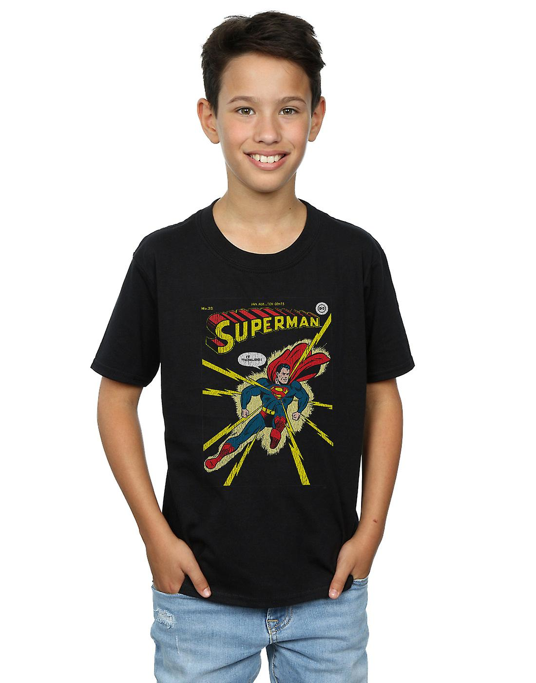 DC Comics Boys Superman No. 32 Cover T-Shirt