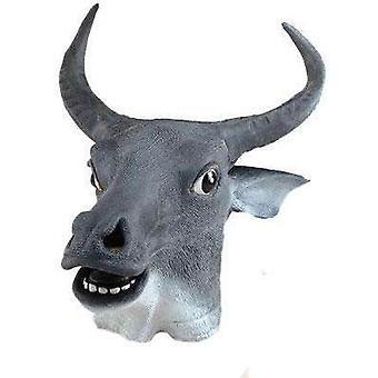 Cow Overhead Mask.