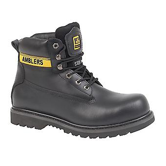Amblers Steel Mens FS9 Steel Toe Cap Boot / Mens Boots