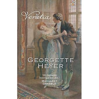 Venetia Georgette Heyer - 9780099465652 kirja